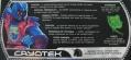 Cardback - Cryotek